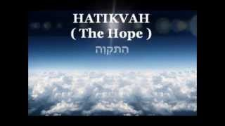 Download ISRAEL'S National Anthem - HATIKVAH with English and Hebrew lyrics ( Longer version ) Video