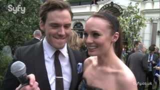 Download Sam Claflin - Snow White & the Huntsman - World Premiere Video