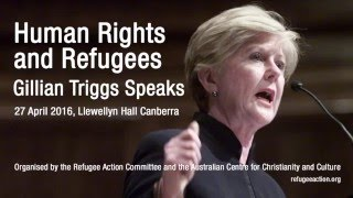 Download Human Rights and Refugees: Gillian Triggs Speaks Video