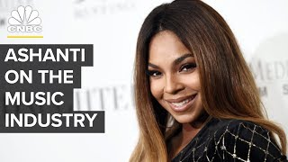 Download Ashanti: The Music Industry Is Hard | CNBC Video