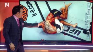 Download Robin's Breakdown: UFC 209 - Khabib Nurmagomedov vs. Tony Ferguson Video