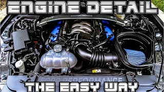 Download EASY QUICK CHEAP Engine Detail. My Actual Process. 1080p | Yankee Dewey Video