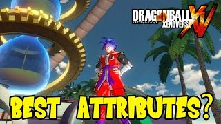 Download Dragon Ball Xenoverse: Best Attribute Stat Distribution (Choose a Speciality) Video