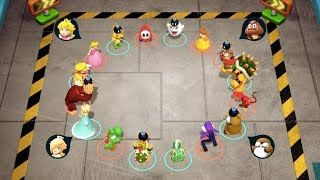 Download Super Mario Party - All Lucky Minigames (Peach Gameplay) | MarioGamers Video