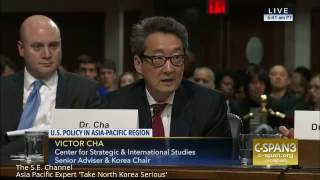 Download Asia Pacific Expert 'Take North Korea Serious' Video