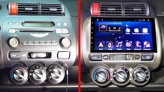 Download Como Instalar una Radio Android Auto en el Coche | Kit Facil de Montar Video