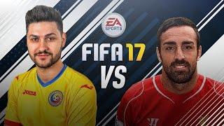 Download FIFA 17 vs PROFESSIONAL FOOTBALL PLAYER JOSE ENRIQUE - former LIVERPOOL FC Video