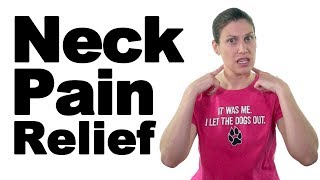 Download 10 Best Neck Pain Relief Stretches - Ask Doctor Jo Video