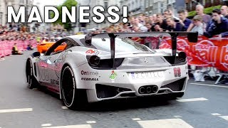 Download Modball Rally 2017 London supercar MADNESS! Video