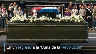 Download La última marcha de Fidel Castro en Cuba Video
