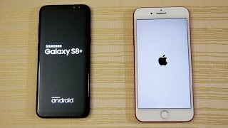 Download Galaxy S8 vs iPhone 7 Plus - Speed Test! (4K) Video