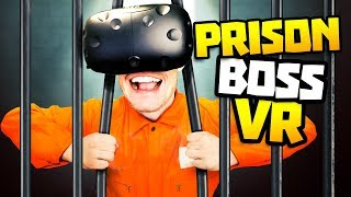 Download FYNN BREAKS OUT OF PRISON AND MAKES JUICE! Prison Boss VR Gameplay Part 2- VR HTC Vive Gameplay Video