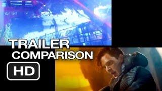 Download Star Trek Into Darkness Trailer Comparison (2013) - JJ Abrams Movie HD Video