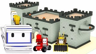Download The Haunted Castle - Learn with Tiny Trucks on Halloween Video