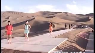 Download Sur la Route de la Soie - Désert de Gobi - Chine Video