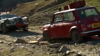 Download A Mini winches a Rolls | Top Gear Christmas Special 2011 | BBC Video
