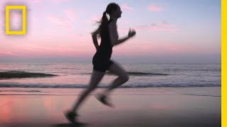 Download Is It Possible to Run a Marathon in Under 2 Hours? | Breaking2 Video
