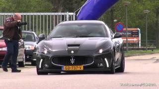 Download Mansory Maserati GranTurismo S - Acceleration Sound! Video