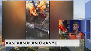 Download Motivasi Tulus Anggota 'Pasukan Oranye', Masuk Gorong-gorong tanpa Pengaman Video