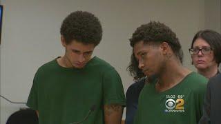 Download Bronx Murder Suspects Appear In Court Video
