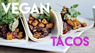 Download Butternut Squash Tacos Video