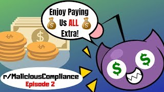 Download r/Malicious Compliance: Ep 2 Force Me To Work My Day Off? Enjoy Paying Extra! Video