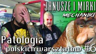 Download Janusze i Mirki mechaniki, Patologia polskich warsztatów #6 Video