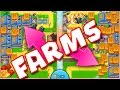 Download Bloons TD Battles :: FARMS ARE INSANE :: SO MUCH MONEY :: BTD BATTLES Video