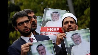 Download Washington Post journalist Jamal Khashoggi has disappeared. Will the U.S. take a stand? Video