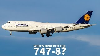 Download Who's Ordered the Boeing 747-8? Video