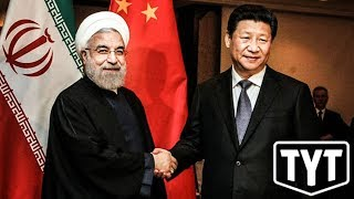 Download China And Iran Laugh In Trump's Face Video