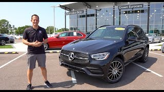 Download Is the new 2020 Mercedes Benz GLC 300 a BETTER luxury SUV? Video