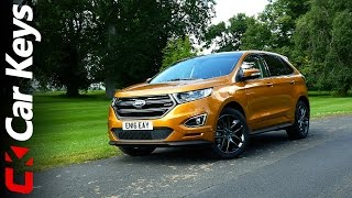 Download Ford Edge 4K 2016 review - Car Keys Video