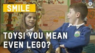 Download Kids Imagine... why there are rich and poor people | Oxfam GB Video