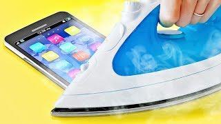 Download 18 CRAZY PHONE HACKS TO UPGRADE YOUR GADGET Video