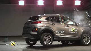 Download Euro NCAP Crash Test of Hyundai KONA Video
