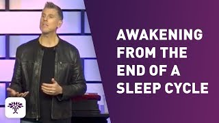 Download Awakening from the end of a Sleep Cycle Video