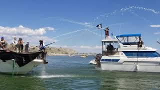 Download Lake Pueblo Pirate fight Video