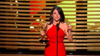Download Julia Louis-Dreyfus Wins for Lead Actress in a Comedy Series Video