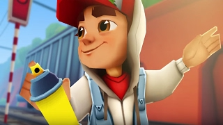Download ★ Subway Surfers - Gameplay - #1 (HD) [1080p60FPS] Video