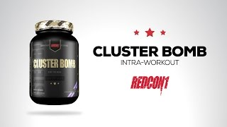 Download Introducing Redcon1's Carb Product Cluster-Bomb Video