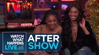 Download After Show: Tiffany Haddish's Tough Upbringing   WWHL Video