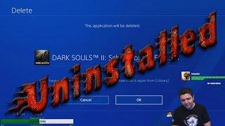 Download YukasLegion Uninstalls Dark Souls 2 Again | Salty Souls 2 (2018 Edition) Video