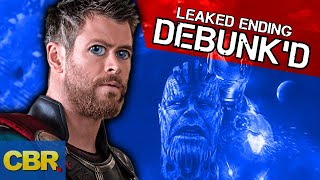 Download The Ending Of Marvel Avengers Endgame Leaked? Theory Debunked Video