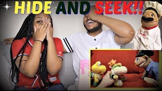 Download SML Movie: ″Hide And Seek!″ REACTION!!! Video