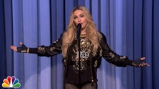 Download Madonna Makes Her Stand-Up Debut Video
