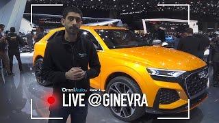 Download Audi Q8 sport concept | Salone di Ginevra 2017 Video