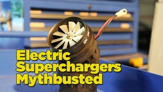 Download Electric SuperChargers Mythbusted Video
