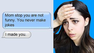 Download FUNNIEST & MOST AWKWARD MOM TEXTS Video