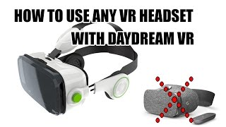 Download How to use ANY 3rd party Cardboard VR headset with Daydream VR! Video